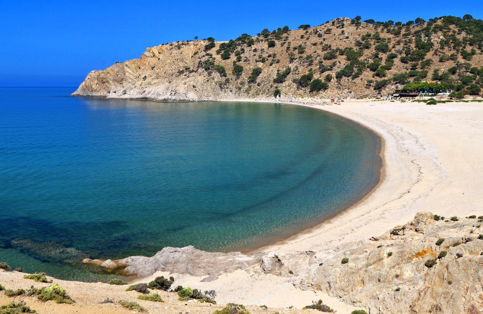 Foto spiagge skopelos grecia
