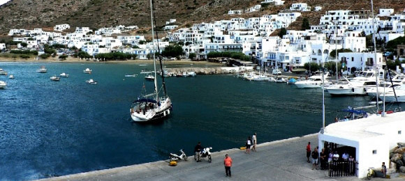 Day trip to Sifnos