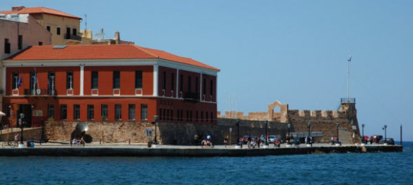 Sights in & around Chania town