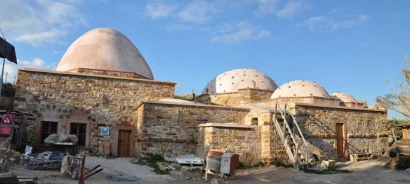 Chios town sightseeing
