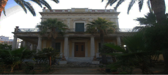 More trademark spots in Spetses' town