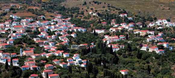Villages Korthi and Stenies