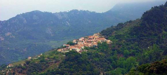 Village hopping in Samos