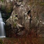 Waterfalls and thermal springs